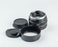 ZEISS Planar T 50mm f/1.4 ZE Lens For Canon