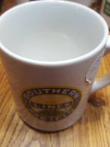 Southern Pacific Lines Coffee Mug
