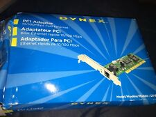 Dynex PCI Adapter Model DX-E101 NEW