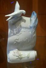 LLADRO' Targa in ceramica