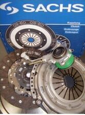FORD FOCUS C-MAX 1.6 TDCI SACHS DMF DUAL MASS FLYWHEEL AND CLUTCH KIT WITH CSC