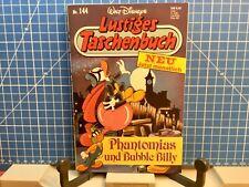 Walt Disney's Lustiges Taschenbuch  Heft Nr. 144   1.Auflage 1990 Donald & Co.