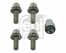 FEBI 27053 WHEEL BOLT Front,Rear