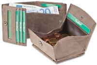 + Woodland -  Kleine Geldbörse (Wiener Schachtel) Büffelleder 4052907