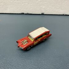 Husky Monkees Monkeemobile Diecast Red Model Car Made in GT Britain