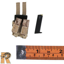 Geronimo Neptune Spear - HK Pistol Mag w/ Pouch - 1/6 Scale - Damtoys Figures