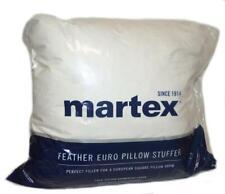 Martex Euro Feather Pillow Stuffer New