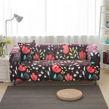 Spandex Slipcovers Sofa Cover Protector for 1 2 3 4 seater TauL Floral hm