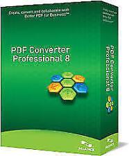 Nuance PDF Converter Professional 8 Download Link + License Key- Windows only