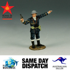 King & Country FOB046 Naval Officer Directing MIB Retired
