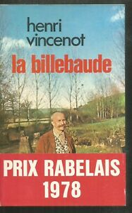 La billebaude.Henri VINCENOT.Denoel T003
