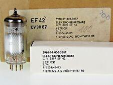 EF42 = HF62 = Z150 Siemens & Halske Military Röhre Tube NOS NEW