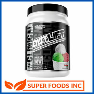 NUTREX OUTLIFT 500g Pre Workout Italian Ice