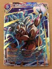 Dragon Ball Super Card Game Catastrophic Blow NM/M BT9-111 SR