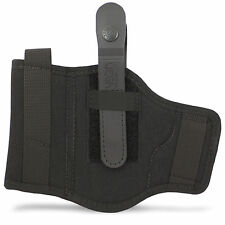 Vega FB2 Universal 9mm Glock Ambidextrous Pistol Belt Holster w/ Mag Pouch Nylon