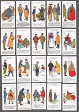 1912 Churchman's Cigarettes Phil May Sketches Tobacco Cards Complete Set of 50