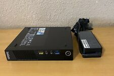 Lenovo ThinkCentre M73 Tiny PC i5-4570T 2.9Ghz 8GB RAM 250GB SSD Win10