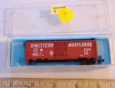~Atlas~Western Maryland~2205~Box Car~Austria~W/Box~