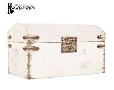 New White Wedding Card Box Shabby Chic, Simple and Elegant  (NO  TAX)