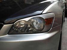 Fiberglass Eyelids Eyebrows for 98-2005 Lexus Altezza IS200 IS250 IS300 Type B