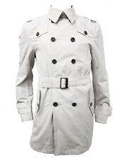 """ANTONY MORATO men's 'GRUNGE GENERAZIONE """"mezza lunghezza giacca bianco sporco (amjk 003)"""