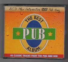 (HY203) The Best Pub Album, 40 tracks - 2006 CD + DVD set