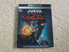 New listing Justice League Dark: Apokolips War [4K Uhd + Blu-Ray + Digital Code,2020]