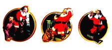 Coca Cola Pin/Broches-Santa Claus/3 broches!!! (4033 F)