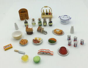Dolls House Food And Cookware