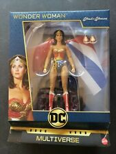 DC Multiverse Deluxe Figure Wonder Woman (Linda  Carter) New