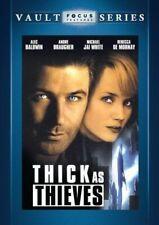 Thick as Thieves DVD Michael Jai White Andre Braugher Alec Baldwin Scott
