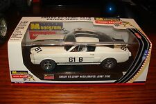 MONOGRAM REVELL 1:32 SHELBY GT-350R 84-4867 JERRY TITUS SLOT CAR