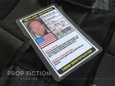 Aliens vs Predator - AVP Weiland Industries Crew Prop Cosplay ID Card