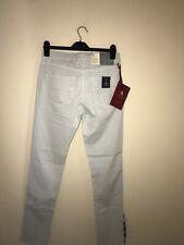 """Sartoria Tramarossa Otello Cotton Stretch Jeans Ice Blue 32"""" Waist"""
