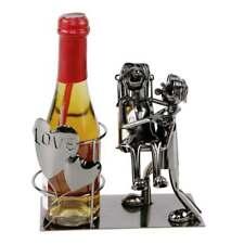 Flaschenhalter Friseur Friseurin Weinflaschenhalter Flaschenständer Geschenkidee