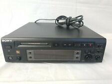 Sony MiniDisc Deck MDS-S37, MD-Player