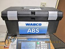 Truck & Trailer ABS & Brake Pressure Tester Test Kit Meritor Wabco [Z1S1]