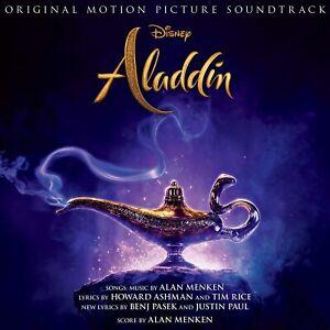 Disney Aladdin CD BRAND NEW SEALED Original Motion Picture Soundtrack Will Smiih