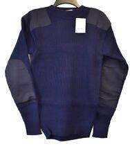 Rothco 6347 Military Acrylic Commando Sweater Navy Blue Mens Medium