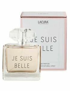 Lacura Je Suis Belle 100ml Eau De Parfum  - new/boxed