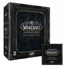 World Of Warcraft: Battle For Azeroth -- Collector'S Edition (PC, 2018)