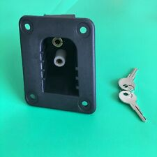 EZGO Golf Cart 36Volt PowerWise Charger Receptacle Only Electric Golf Cart Parts