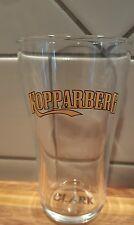 Kopparberg Cider, Beer Glass, Hotel Quality ,Swedish Made, (Pot Size 285 ML)