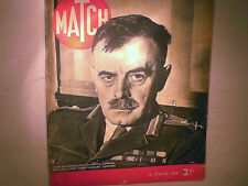 JOURNAL MATCH 15 02 1940  FRONTS DE GUERRE / BELGRADE/ VARSOVIE/ NEW YORK
