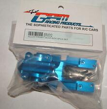 TRAXXAS MINI E-REVO GPM FRONT BLUE ALUMINUM 3 PCS GEAR BOX ERV012