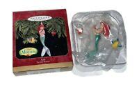 2004 Hallmark Ariel The Little Mermaid Disney Keepsake Ornament Pearl Princess