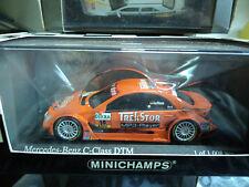 Minichamps 1/43 Mercedes Benz C-Class DTM 2007 #15 D. La Rosa