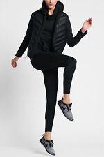 $250 NIKE 800 Down Fill TECH FLEECE AEROLOFT BOMBER Jacket Women Small