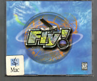 FLY! The Ultimate Flight Simulator for Vintage Mac OS 8.+ 1999 Terminal Reality