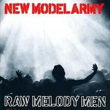CD Album New Model Army : Raw Melody Men (Mini LP Style Card Case) *NEW*
